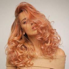 Kuvahaun tulos haulle warm peach hair