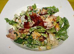 Riffing the BLT Salad | Skinny Girl Bistro