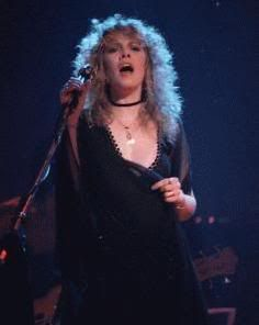 stevie nicks 2001   And the lady's feeling