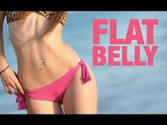 4 Best Exercises for a Flat Stomach (FLATTEN THE LOWER BELLY!!) - YouTube