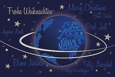 Unterschiede bei internationalen #Weihnachtsgrüßen | Gruß- und Weihnachtskarten Blog