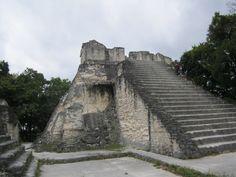 Tikal Pyramids....