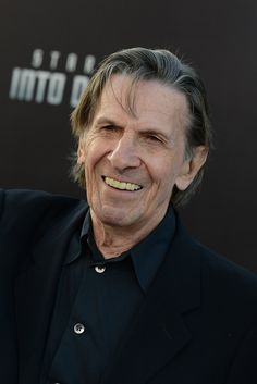 """'Star Trek' Star Leonard Nimoy Dead At 83...  """"A life is like a garden. Perfect moments can be had, but not preserved, except in memory. LLAP"""""""