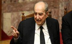 Τη μνήμη του πρώην πρωθυπουργού Κωνσταντίνου Μητσοτάκη τίμησε το Ελληνικό Κοινοβούλιο