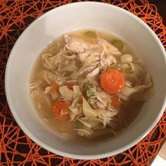 Slow Cooker Chicken and Noodles - Allrecipes.com