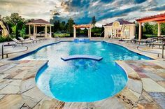 Swimming Pools Chicago: Platinum Pools - mediterranean - pool - chicago - Platinum Poolcare