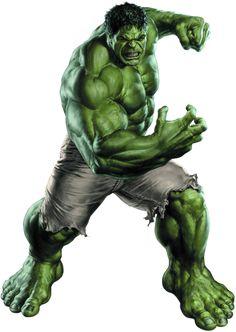 Incredible Hulk Drawings | Incredible Hulk PNG by CaptainJackHarkness