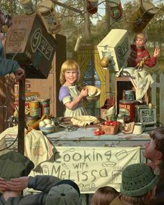 *Cooking With Melissa...Bob Byerley