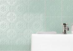 NC233340 - Eucalypt Regent Anthology Pressed Metal, Tiles, Sink, Home Decor, Room Tiles, Sink Tops, Vessel Sink, Decoration Home, Room Decor