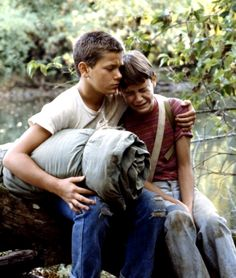 Stand By Me...loved this short story by Stephen king...movie was good too