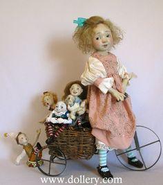 Friedericy Dolls 31st Dollery Doll Show 2013