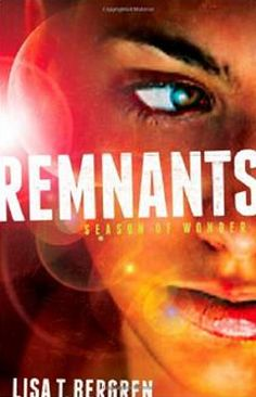 "Remnants: Season of Wonder by Lisa T Bergren // A new YA dystopian series by one of my fave authors!! I always love the 1st book in a ""fantasy"" book b/c of all the new worlds/legends you're introduced to. It took me awhile to really get a hold of their world/mission. But I was totally in by the end--a group of marked teens are on a mission to save the world  rescue a prince. Cannot wait for the 2nd! MUST BUY."