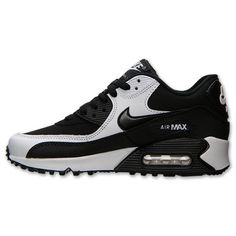 new style 11e5d f8146 Air Max 90 Nike Men s Shoe White Black Zapatillas, Tenis, Air Max 90,
