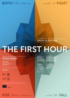 Firsthour Il progetto, ispirato dal teatro totale di Wagner in occasione del bicentenario della nascita, è sostenuto dalla Comunità Europea.