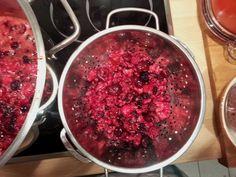 Rote Grütze Rezept