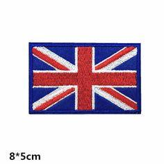 union flag patch