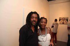 Samson Mnisi and a Friend