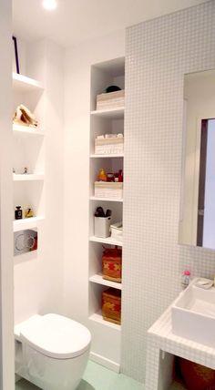 Confira 135 modelos de banheiros decorados lindos e criativos para você se inspirar e dar aquela repaginada completa do seu banheiro.
