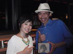 Exclusive Off-Shot with Nao Yoshioka @DAIKANYAMA TSUTAYA BOOKS(2014.05.23)