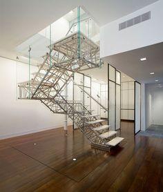 Genetic Stair by Caliper Studio