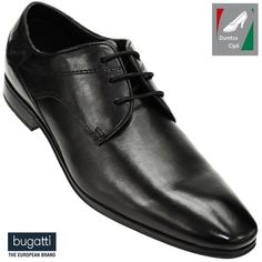 Bugatti férfi bőr félcipő 311-42004-4000-1000 fekete