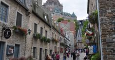 Québec was founded by the French explorer Champlain in the early 17th century. It is the only North American city to have preserved its ramparts, together with the numerous bastions, gates and defensive works which  ...
