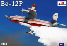 Beriev Be-12P. A Model, 1/144, injection, No.1442. Price: 15,12 GBP.