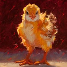 Three Quick Tips on How to Paint Dog Portraits - OutdoorPainter Chicken Painting, Chicken Art, Cute Paintings, Animal Paintings, Rooster Art, Animal Sketches, Dog Portraits, Bird Art, Figurative Art