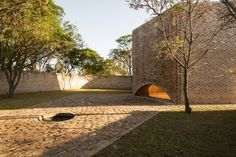 Image 4 of 26 from gallery of Project of the Month: San Bernardo Chapel. Photograph by Nicolás Campodónico