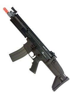 FN SCAR-L CQB Black Assault Rifle ! Buy Now at gorillasurplus.com