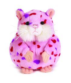 Cinnamon Mazin Hamster - WE000777.
