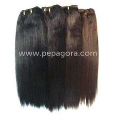 High Quality Remi Straight Human Hair. Source Remi Straight Human Hair from Jai International, India on Pepagora.com