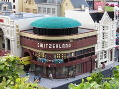 Legoland Swiss Centre