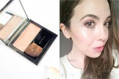 Contouring for Pale Skin: Nyx Taupe vs. Burberry Earthy