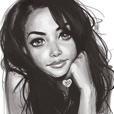365 days of drawing/ Aaliyah Black Girl Art, Black Women Art, Black Art, Art Girl, Illustration Art Dessin, Natural Hair Art, Drawn Art, African American Art, Dope Art