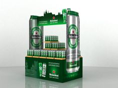 Buscar con Google Drink Display, Pos Display, Display Design, Display Stands, Booth Design, Point Of Sale, Point Of Purchase, Guerilla Marketing, Street Marketing