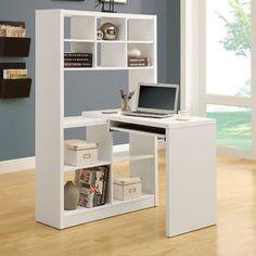 Monarch Specialties Inc. Corner Computer Desk & Reviews | Wayfair
