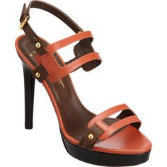Maiyet Cutout Band Sandal Sale up to 70% off at Barneyswarehouse.com