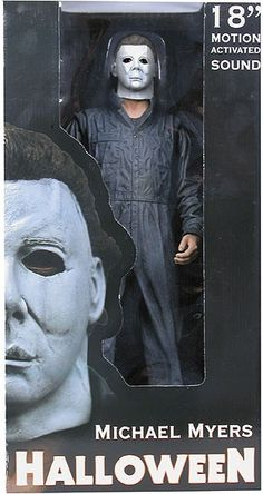 Top 10 Must-Own Horror Toys: The Halloween Edition Horror Merch, Horror Films, Horror Action Figures, Action Movies, Horror Room, Michael Meyer, Scary Funny, Avengers Superheroes, Gothic Horror