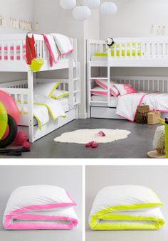 Neon Bed Linnen, #kids, #neon