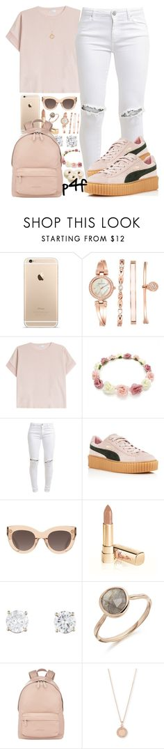 """""""Passion 4Fashion: What a feeling to be right here beside you now Holding you in my arms When the air ran out and we both started running wild The sky fell down But you've got stars in your eyes And I've got something missing tonight What a feeling to be a"""" by myfavoritehobiisjhope ❤ liked on Polyvore featuring Anne Klein, Brunello Cucinelli, FiveUnits, Puma, CÉLINE, Dolce&Gabbana, Givenchy and Astley Clarke"""