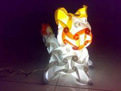 VLightDeco IQ Light Puzzle Pendant Jigsaw Lamp Styles: IQ Puzzle Jigsaw Lamp- Vlightdeco Cat and Rat