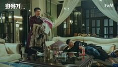Hwayugi (A Korean Odyssey): Episode 1 » Dramabeans Korean drama recaps