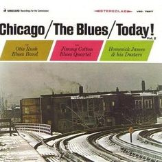 Various - Chicago/The Blues/Today! Vol. 2: buy LP, Album at Discogs