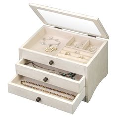 Shop Wayfair for Jewelry Boxes to match every style and budget. Enjoy Free Shipping on most stuff, even big stuff.
