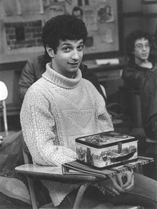 "Ron Palillo -  as ""Sweathog"" Arnold Horshack on Welcome Back, Kotter, c. 1976  Born	Ronald Gabriel Paolillo April 2, 1949 New Haven, Connecticut Died	August 14, 2012 (aged 63) Palm Beach Gardens, Florida Cause of death Heart Attack Other names	Ronald G. Paolillo (as illustrator) Alma mater	University of Connecticut Occupation	Actor, illustrator, playwright"