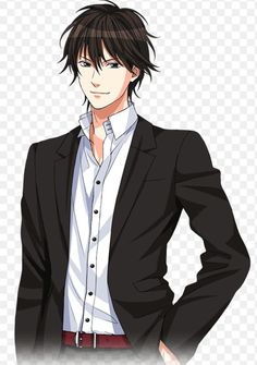 Toranosuke from Office Secrets. No clue how to pronounce his name, but he was a good choice!
