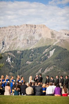 yep. this picture has convinced me,  I want to elope in Colorado!