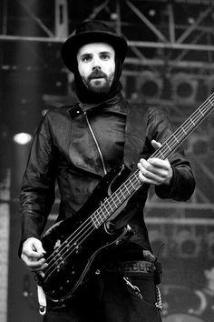 Oliver Reidel, bass, Rammstein