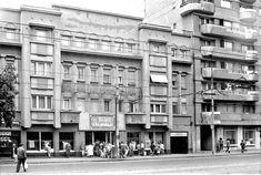 Fostul Cinema Aurora / fost Florida; demolat; astazi bloc de locuinte; Bdul Ferdinand 118 Ferdinand, Aurora, Bucharest, Time Travel, Romania, Multi Story Building, Florida, Street View, City